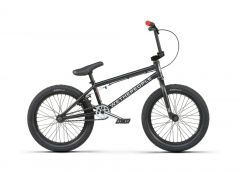 WTP21 CRS 18inch BMX Bike Matt Black