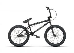 "WTP Nova 20"" BMX Bike Matt Black (2021)"
