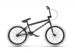 WTP Nova 20 BMX Bike Matt Black (2021)
