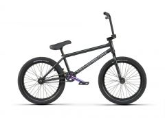WTP21 Reason Bike Matt Black