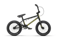 WTP21 Riot 14inch Bike Matt Black