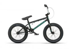 WTP21 Seed 16inch Bike Matt Black