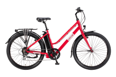 Velectrix Xpress 27.5 Electric Bike 46cm Red (2020)