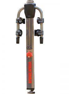 Yakima Spare Ride Bike Carrier   Tyre Rack [2 Bike] (Silver)   99 Bikes
