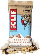 Clif Bar Coconut Choc Chip 68g  | 99 Bikes