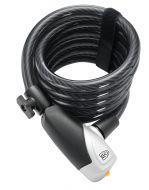 Lock Magnum Coil Cable 180x10