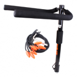 JetBlack JetRack 4 Bike Towball Mounted Car Rack