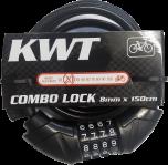 KWT Combo Coil Lock 180x8