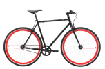Pedal Messenger Tokyo Fixie Bike Black