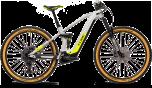 Cube 21 Stereo Hybrid 140 HPC Race 625 grey n yellow