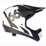 661 Comp White Fullface Helmet