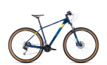 Cube Aim SL Mountain Bike Blueberry/Flashyellow (2020)