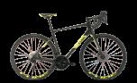 Cube Attain GTC Race Road Bike Carbon/Flashyellow (2020)