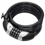 Lock Magnum Combo Coil Cable 180x12