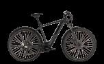 Cube Cross Hybrid Pro 500 Allroad Electric Hybrid Bike Iridium/Black (2020)