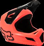 FOX Rampage Fullface Youth Helmet Atomic Punch