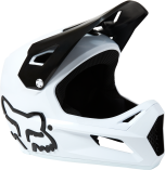 FOX Rampage Fullface Youth Helmet White