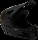 FOX Rampage Fullface Youth Helmet Black/Black