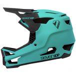Helmet Fullface Seven 7iDP Project23 GF Teal/Black