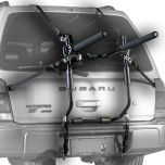 Jet Black Bike Carrier | Trunk Rack (3 Bike) [w/Bungee Cords]  | 99 Bikes