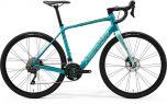 Merida eSilex 400 Electric Gravel Bike Teal Light/Teal Black (2021)