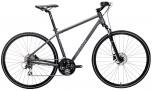 Merida Crossway 20 Hybrid Bike Silk Anthracite/Grey/Black (2021)