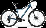 Merida Matts 7.10 D Women's Mountain Bike Blue/Teal (2021)