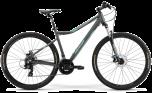 Merida Matts 7.10 MD Women's Mountain Bike Anthracite/Teal/Black (2021)