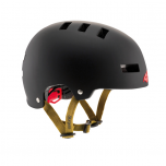 Bluegrass Super Bold Helmet Black/Brown
