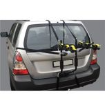 Car Rack Pacific Sedan Boot Narrow Strap 3 Bike