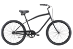 Pedal Copacabana Cruiser Bike Matt Black