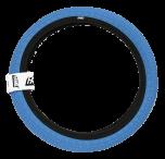 Family F2128 BMX Tyre Blue/Black 20x2.2