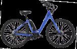 Norco Scene VLT Electric Bike Blue/White (2020)