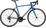 Merida Scultura 400 Road Bike Silk Light Blue/Silver/Blue (2020)