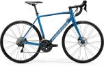 Merida Scultura Disc 400 Road Bike Silk Light Blue/Silver/Blue (2020)