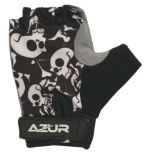 Azur Youth Glove (Skulls) | 99 Bikes
