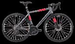 Silverback Strela Sport Disc Road Bike Satin Charcoal/Watermelon (2020)