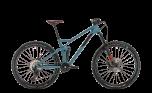 Cube Stereo 140 HPC Race 27.5 Mountain Bike Bluegrey/Red (2020)