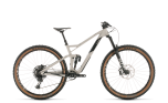 Cube Stereo 150 C62 Race 29 Mountain Bike Grey/Carbon (2020)