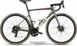 BMC Teammachine SLR One Road Bike Iridium White/Red (2021)