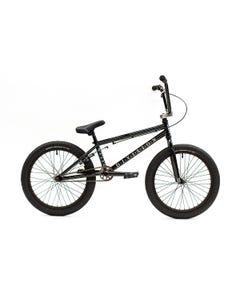 Division Reark BMX Bike Black Polished (2020)