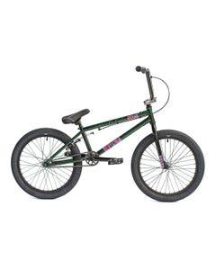Division Reark 20 BMX Bike Crackle Green (2020)