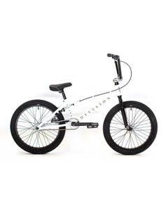 "Division Reark 20"" BMX Bike Pearl White (2022)"