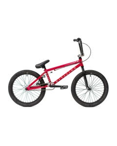 """Division Reark 20"""" BMX Bike Candy Red (2022)"""
