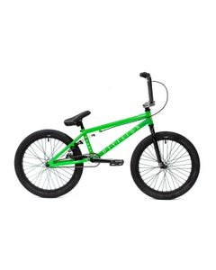 "Division Reark 20"" BMX Bike Laser Green (2022)"