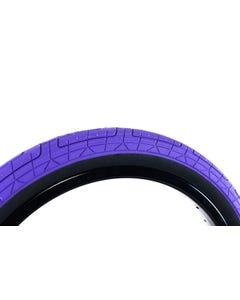 Colony Grip Lock Tyre 20 x 2.20 Purple/Black