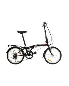 Dahon SUV D6 Folding Bike Black (2020)
