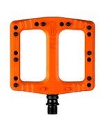Deity Deftrap Pedals Orange