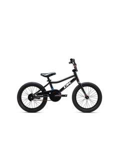 DK Devo 16 Kids BMX Bike Black (2020)
