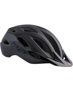 MET Crossover Helmet Matt Black